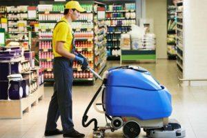 механизированная уборка магазинов в перми