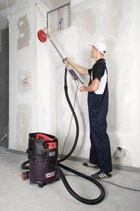 обеспыливание стен пермь